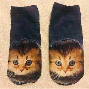 Accessories - 🎉HOST PICK 5/5🎉 NEW kitty socks